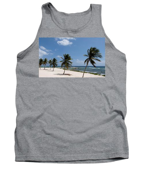 Tank Top featuring the photograph Moon Bay by Amar Sheow