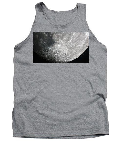 Moon Hi Contrast Tank Top