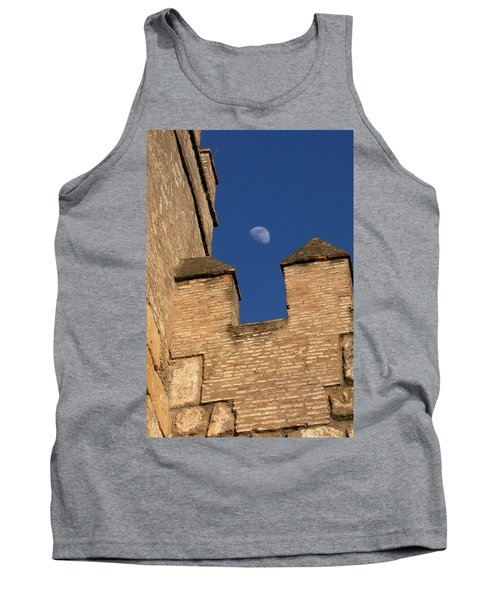 Moon Over Alcazar Tank Top