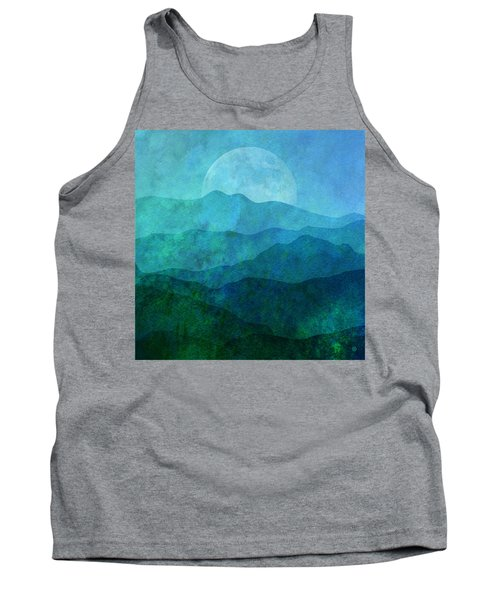 Moonlight Hills Tank Top