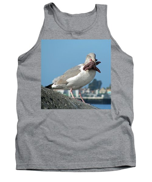 More Than He Can Chew  Tank Top