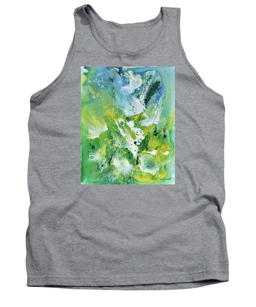 Morning Hillside Tank Top