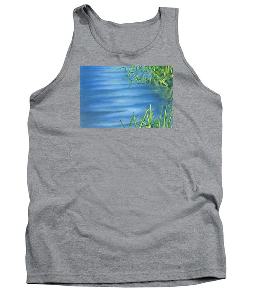 Morning On The Pond Tank Top