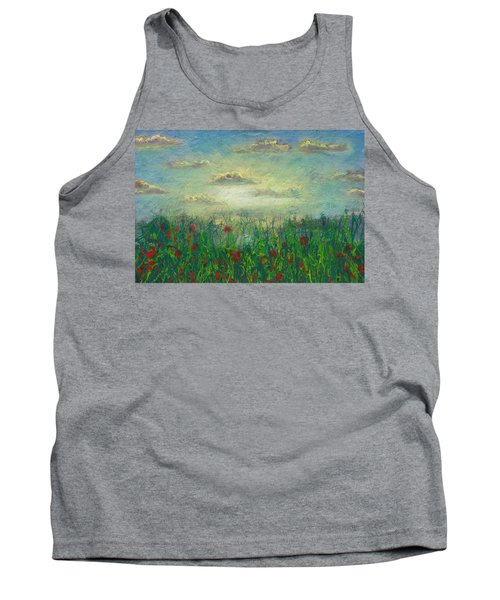 Morning Roses Tank Top