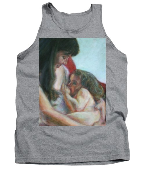 Mother And Child - Detail Tank Top