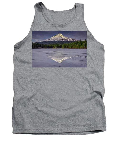 Mount Hood Reflections Tank Top