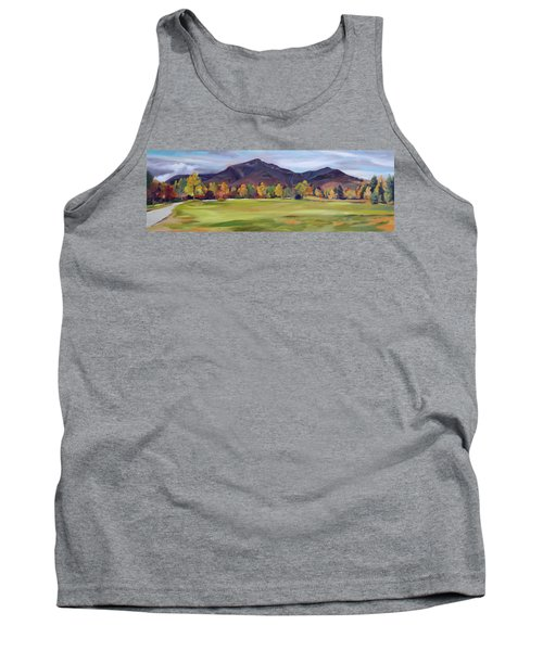 Mount Osceola New Hampshire Tank Top by Nancy Griswold