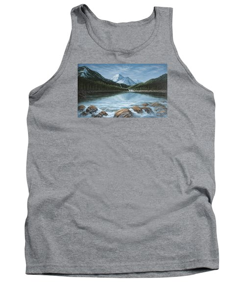 Mountain Paradise Tank Top