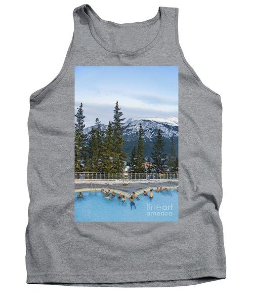 Mountain Paradise Tank Top