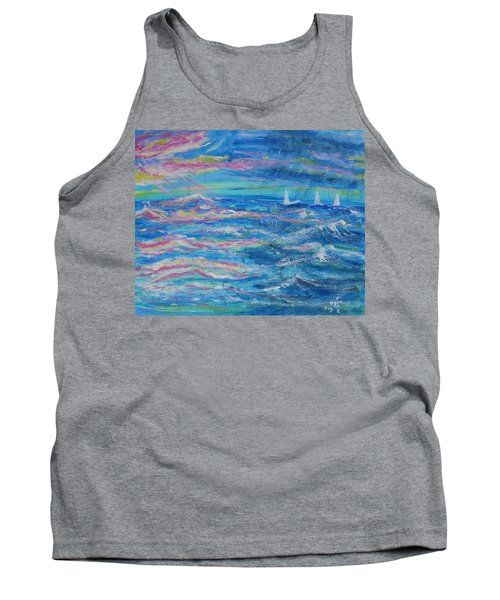 Movin' In Tank Top