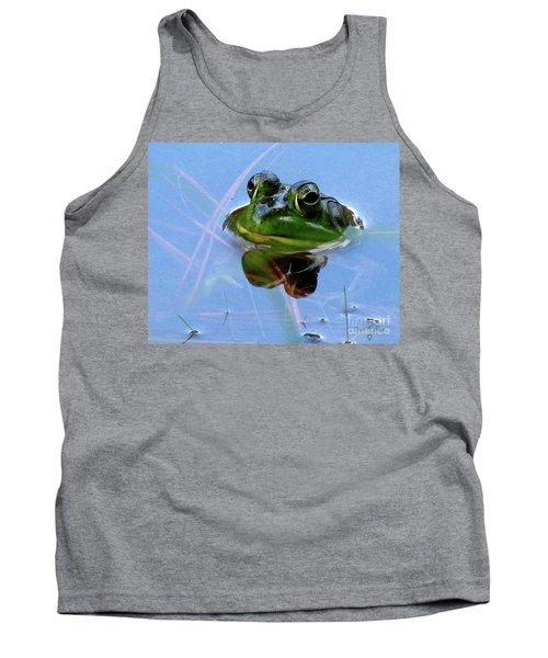 Mr. Frog Tank Top