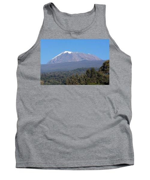 Mt Kilimanjaro  Tank Top