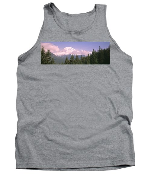 Mt Ranier Mt Ranier National Park Wa Tank Top