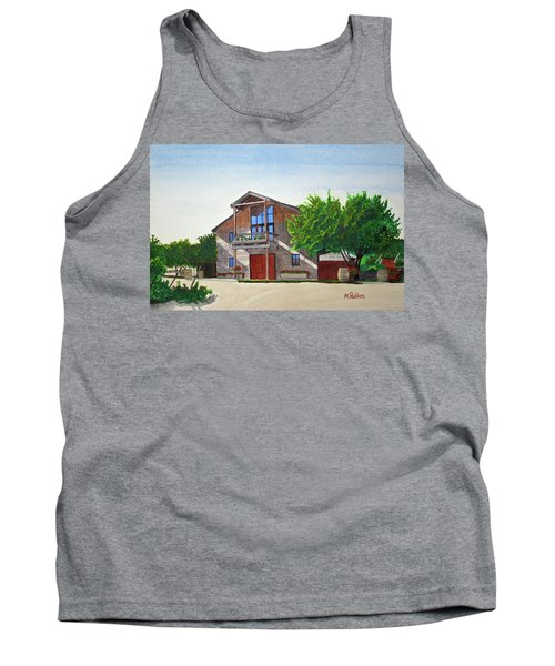 Murrietas Well Winery Tank Top by Mike Robles