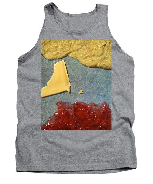 Mustard  Cheese Jam Tank Top