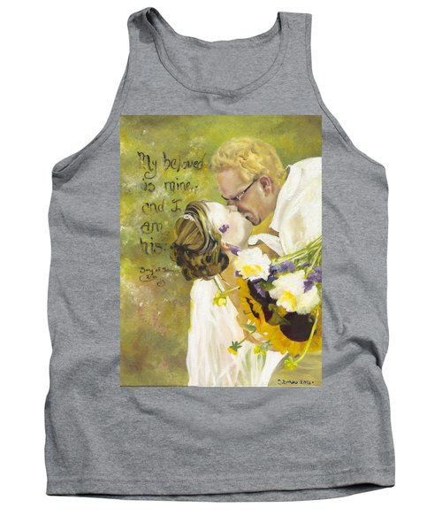 My Beloved Is Mine Tank Top