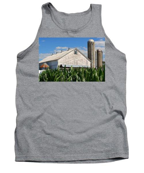 My Favorite Barn In Summer Tank Top