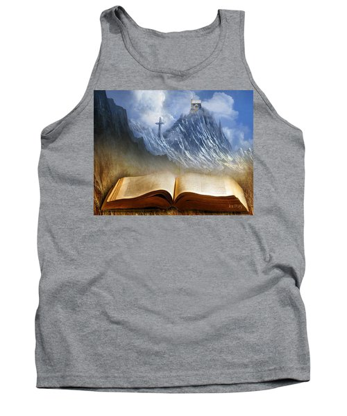 My Firm Foundation Tank Top