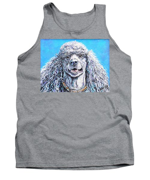My Standard Of Excellence Tank Top by Gail Butler