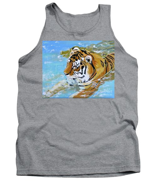 My Water Tiger Tank Top
