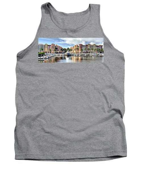 Naples Bayfront Tank Top