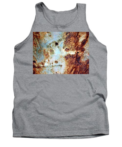 Natural Abstract 8 Tank Top