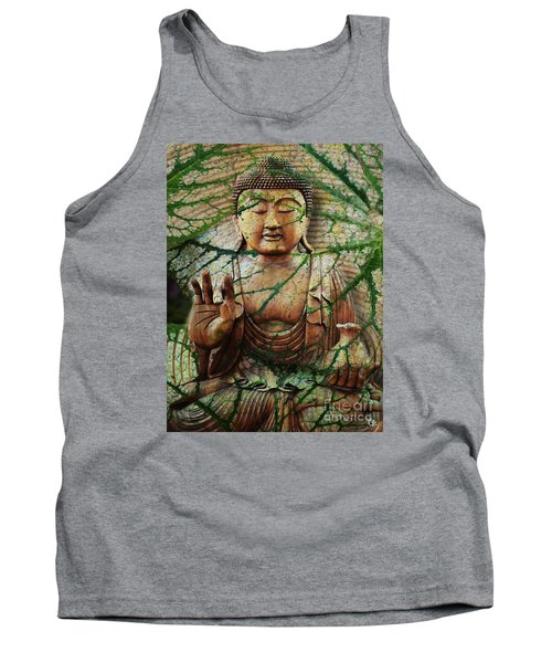 Natural Nirvana Tank Top by Christopher Beikmann
