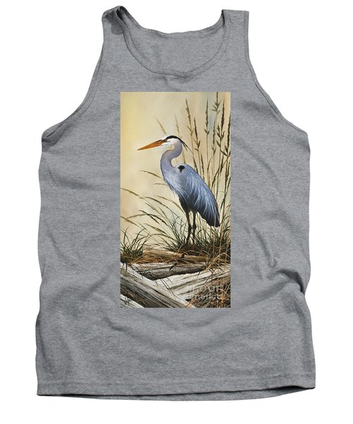 Natures Grace Tank Top by James Williamson