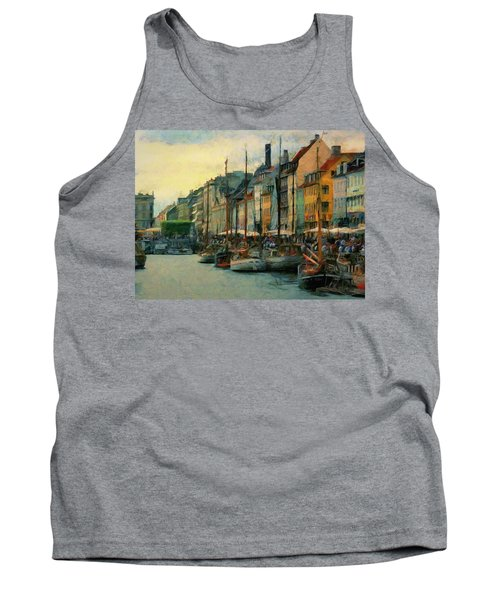 Nayhavn Street Tank Top