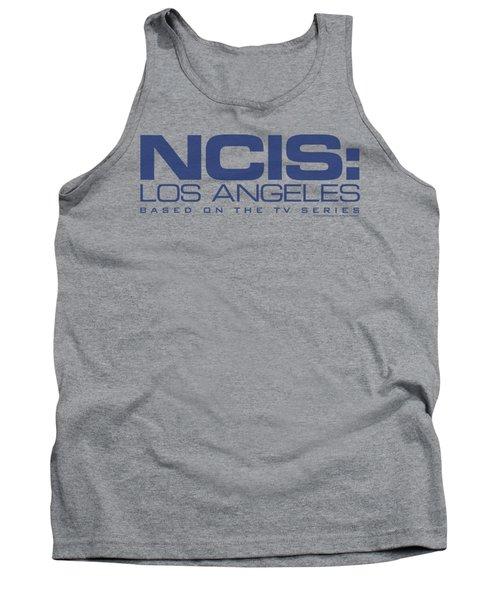 Ncis La - Logo Tank Top