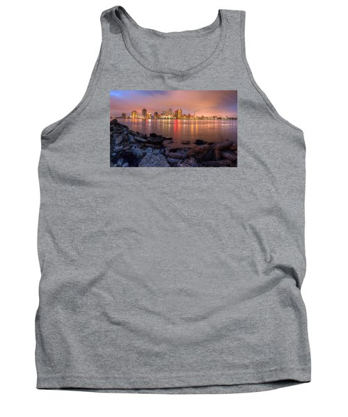 Tank Top featuring the photograph New Orleans Skyline by Tim Stanley