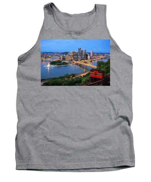Pittsburgh Summer  Tank Top