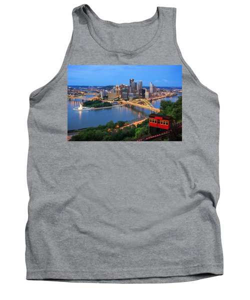 Pittsburgh Summer  Tank Top
