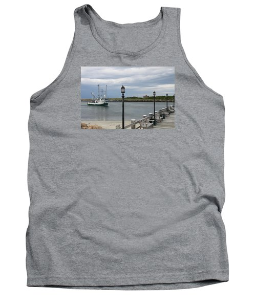 New Species Head Back Tank Top by Christiane Schulze Art And Photography