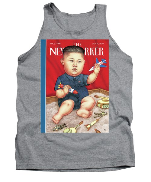 New Toys Tank Top