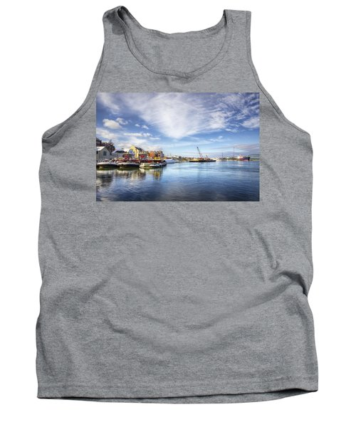 New Years In Portsmouth Nh Tank Top