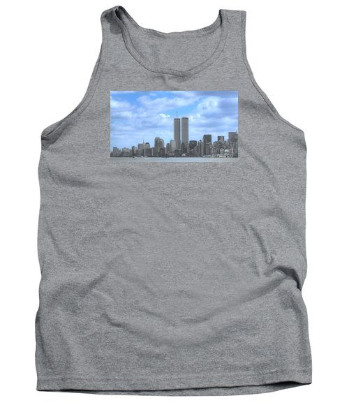 New York City Twin Towers Glory - 9/11 Tank Top