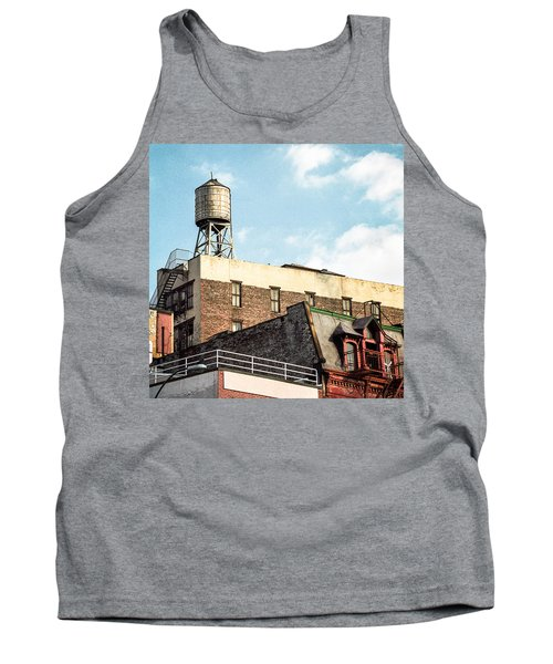 New York City Water Tower 2 Tank Top