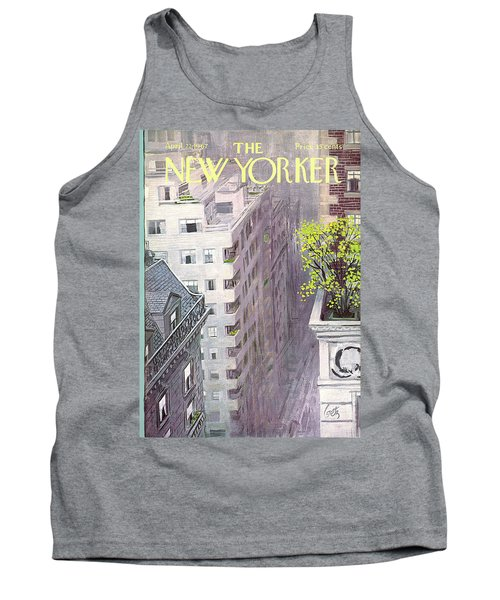 New Yorker April 22nd, 1967 Tank Top