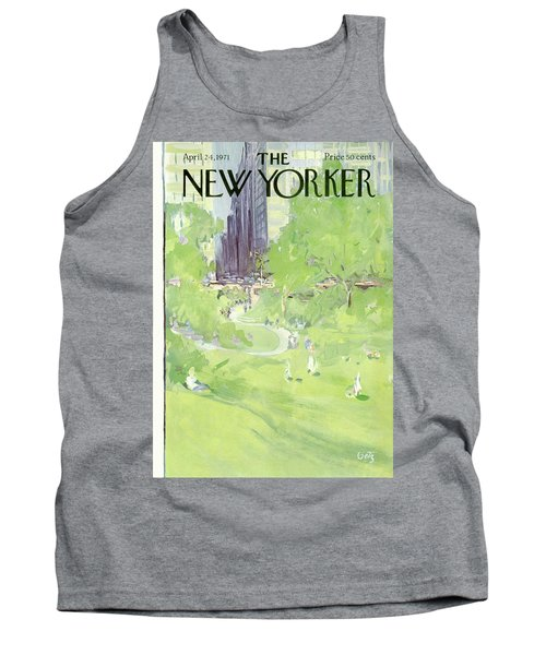 New Yorker April 24th, 1971 Tank Top