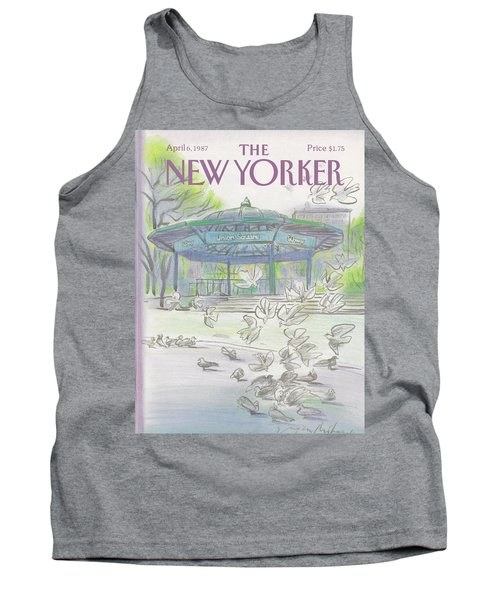 New Yorker April 6th, 1987 Tank Top