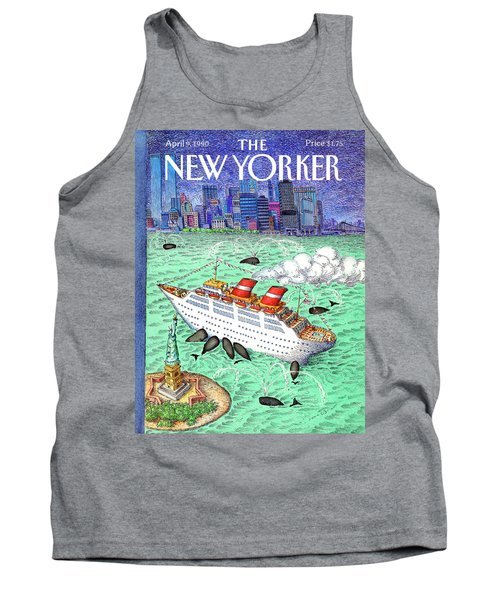 New Yorker April 9th, 1990 Tank Top