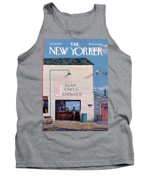 New Yorker August 16th, 1969 Tank Top