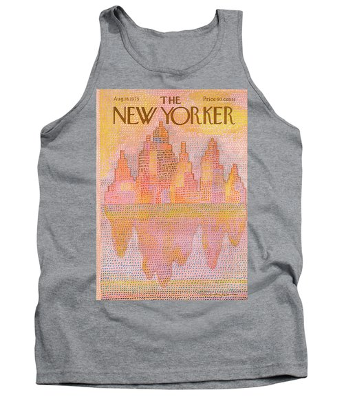 New Yorker August 18th, 1975 Tank Top