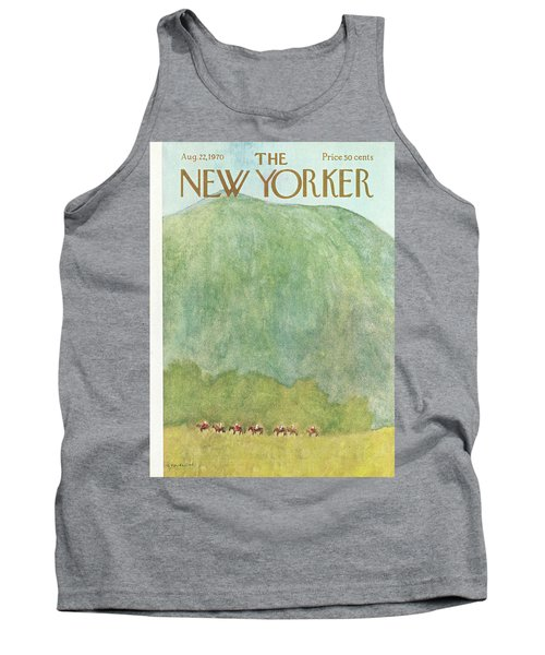 New Yorker August 22nd, 1970 Tank Top