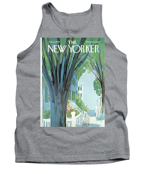 New Yorker August 30th, 1969 Tank Top