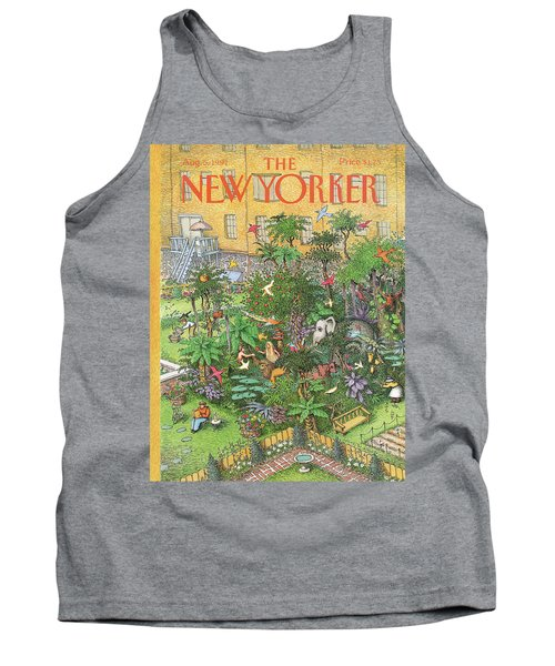 New Yorker August 5th, 1991 Tank Top