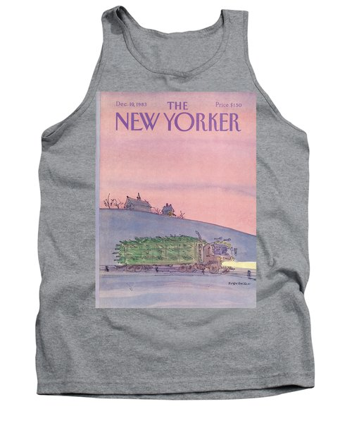 New Yorker December 19th, 1983 Tank Top
