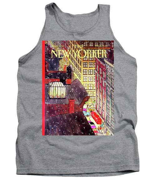 New Yorker December 7th, 1992 Tank Top