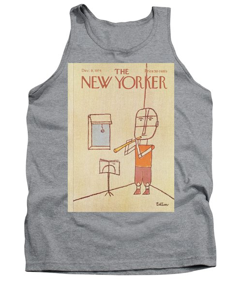 New Yorker December 9th, 1974 Tank Top